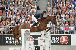Staut Kevin, (FRA), Reveur de Hurtebise HDC<br /> Individual Final Competition<br /> FEI European Championships - Aachen 2015<br /> © Hippo Foto - Dirk Caremans<br /> 23/08/15