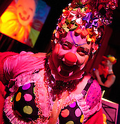 """New Orleans Radical Faeries' St. Brigid Ball, """"Clowns-Only Luau"""", at the AllWays Lounge"""