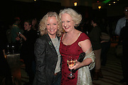 Couisins: Hayley Mills and Susie Blake, Cast change for Wicked. Apollo Victoria theatre. After party at Park Plaza Victoria. 12 April 2007.  -DO NOT ARCHIVE-© Copyright Photograph by Dafydd Jones. 248 Clapham Rd. London SW9 0PZ. Tel 0207 820 0771. www.dafjones.com.