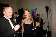 MILES MORLAND; KATE FLEMING; , National Portrait Gallery fundraising Gala in aid of its Education programme, National Portrait Gallery. London. 3 March 2009 *** Local Caption *** -DO NOT ARCHIVE-© Copyright Photograph by Dafydd Jones. 248 Clapham Rd. London SW9 0PZ. Tel 0207 820 0771. www.dafjones.com.<br /> MILES MORLAND; KATE FLEMING; , National Portrait Gallery fundraising Gala in aid of its Education programme, National Portrait Gallery. London. 3 March 2009