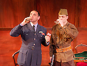 THE POTSDAM QUARTET<br /> by David Pinner<br /> <br /> Directed by Anthony Biggs<br /> Design by Cherry Truluck<br /> Sound Design by Tom Cassidy<br /> <br /> at The Jermyn Street Theatre <br /> London, Great Britain <br /> press photocall<br /> 30th October 2013 <br /> <br /> <br /> Stefan Bednarczyk, <br /> Philip Bird, <br /> Daniel Crowder,<br />  Michael Matus, <br /> Ged Petkunas<br /> <br /> <br /> Photograph by Elliott Franks