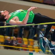 NLD/Apeldoorn/20180217 - NK Indoor Athletiek 2018, hoogspringen,
