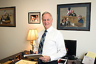 10/8/12 10:20:07 AM - Doylestown, PA.. -- Sam Totaro is photographed in his Doylestown, Pennsylvania law office October 8, 2012 in Doylestown, Pennsylvania. -- (Photo by William Thomas Cain/Cain Images)