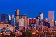 USA-Colorado-Denver-Skylines