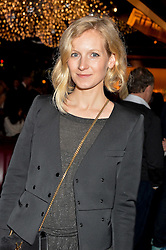 SAVANNAH MILLER at a party to celebrate the Astley Clarke & Theirworld Charitable Partnership held at Mondrian London, Upper Ground, London on 10th March 2015.