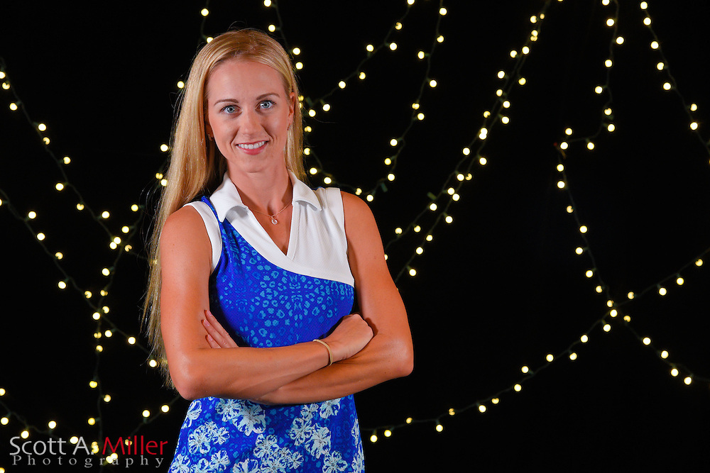 Krista Puisite during a portrait session prior to the Symetra Tour's Guardian Retirement Championship  on April 19, 2016 in Sarasota, Florida.<br /> <br /> &copy;2016 Scott A. Miller