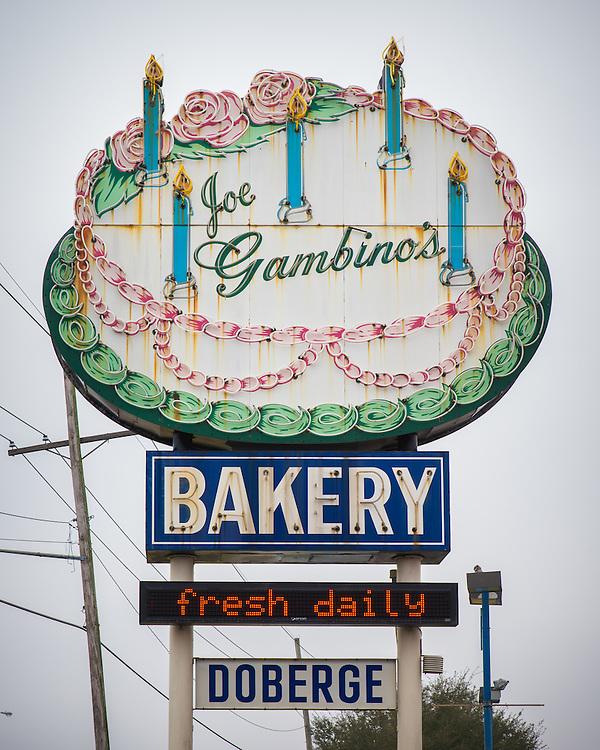 Gambino's Bakery<br /> Metarie, LA