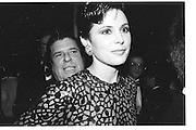 Saul and Gayfryd Steinberg, Costume Institute, Metropolitan Museum, 1993. New York. © Copyright Photograph by Dafydd Jones 66 Stockwell Park Rd. London SW9 0DA Tel 020 7733 0108 www.dafjones.com