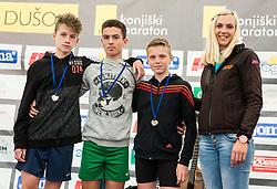 5. Konjiski maraton / 5th Konjice marathon 2017, on September 24, 2017 in Slovenske Konjice, Slovenia. Photo by Vid Ponikvar / Sportida