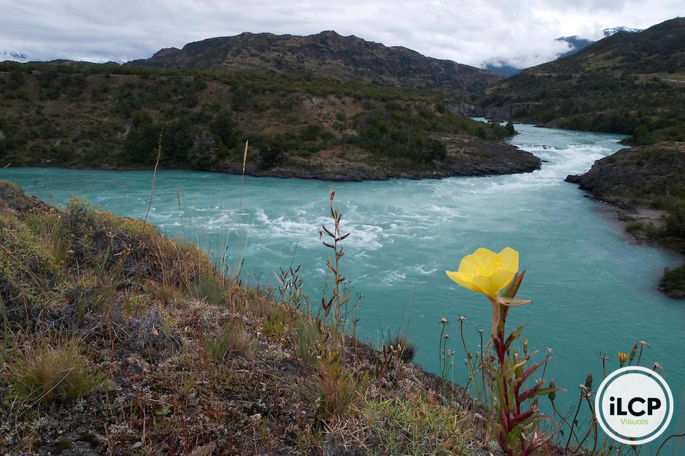 Rio Baker, Patagonia.