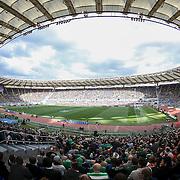 Roma 11/02/2017 Stadio Olimpico<br /> RBS 6 nations 2017<br /> Italia vs Irlanda<br /> panoramica dello stadio