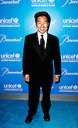 Vern Yip poses at the 2009 UNICEF Snowflake Ball Arrivals in New York City on December 2, 2009.