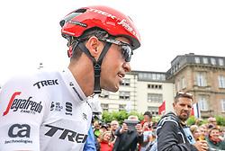 02.07.2017, Duesseldorf, GER, Tour de France, 2. Etappe von Düsseldorf (GER) nach Lüttich (BEL/203 km), im Bild CONTADOR Alberto (ESP, Team Trek Segafredo) // Alberto Contador of Spain during Stage 2 from Duesseldorf (GER) to Luettich (BEL/203 km) of the 2017 Tour de France in Duesseldorf, Germany on 2017/07/02. EXPA Pictures © 2017, PhotoCredit: EXPA/ Martin Huber