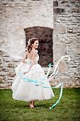 Rockwood, Ontario styled wedding photo shoot