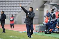 Jean Louis Saez  - 20.12.2014 - PSG / Montpellier - 14eme journee de D1<br /> Photo : Andre Ferreira / Icon Sport