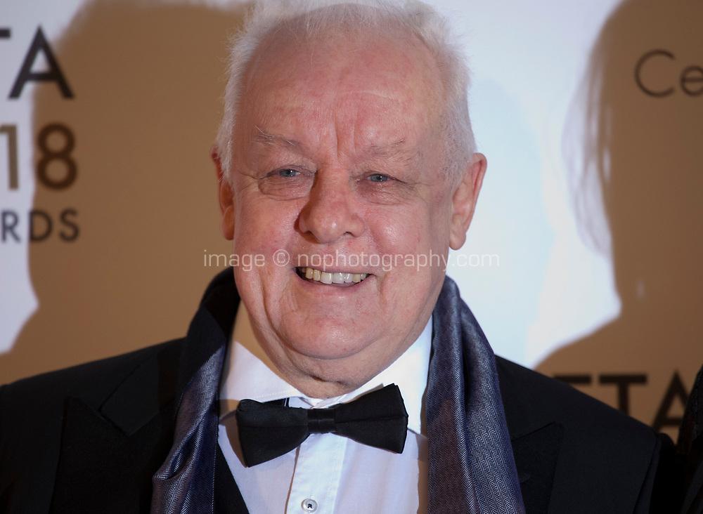 Director Jim Sheridan at the IFTA Film & Drama Awards (The Irish Film & Television Academy) at the Mansion House in Dublin, Ireland, Thursday 15th February 2018. Photographer: Doreen Kennedy