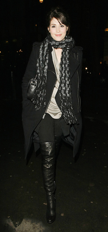 13.JANUARY.2010     LONDON<br /> <br /> ACTRESS GEMMA ARTERTON LEAVING THE GARRICK THEATER IN LONDON AFTER PERFORMING IN THE<br /> LITTLE DOG LAUGHED.<br />                                  <br /> <br /> BYLINE MUST READ: EDBIMAGEARCHIVE.COM<br /> <br /> *THIS IMAGE IS STRICTLY FOR UK NEWSPAPERS AND MAGAZINES ONLY FOR WORLD WIDE SALES WEB USE <br /> PLEASE CONTACT EDBIMAGEARCHIVE - 0208 954 5968