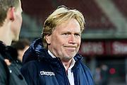 ALKMAAR - 14-12-2016, AZ - ASWH, AFAS Stadion, 0-2, teleurstelling, ASWH trainer Jack van den Berg.