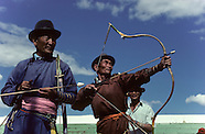 Mongolia , traditional sports