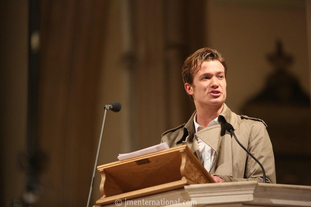 The Nordoff-Robbins Carol Service 2012, St Luke's Church, Chelsea, London. Tuesday, Dec 18, 2012 (Photo/John Marshall JME)