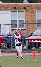 10/09/14 MS Football Bridgeport vs Lumberport