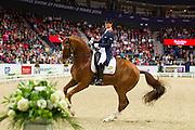 Adelinde Cornelissen - Jerich Parzival<br /> Reem Acra FEI World Cup Final 2013<br /> © DigiShots