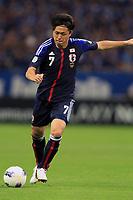 BILDET INNGÅR IKKE I FASTAVTALENE PÅ NETT MEN MÅ KJØPES SEPARAT<br /> <br /> Fotball<br /> Japan<br /> Foto: imago/Digitalsport<br /> NORWAY ONLY<br /> <br /> 08.06.2012 <br /> Yasuhito Endo (JPN), JUNE 8, 2012 - Football / Soccer : 2014 FIFA World Cup Asian Qualifiers Final round Group B match between Japan 6-0 Jordan at Saitama Stadium 2002 in Saitama, Japan.