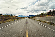 Captured from the Alaska Highway in-between Haines Junction and Whitehorse, Yukon Territory, Canada.