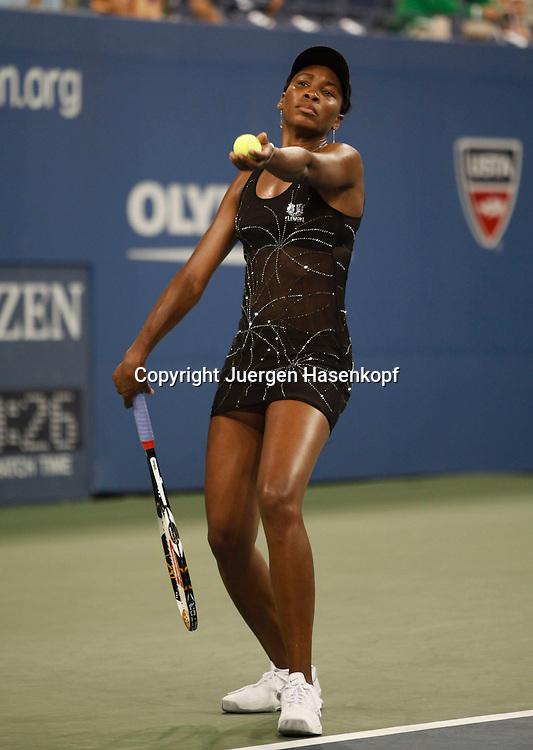 US Open 2010, USTA Billie Jean National Tennis.Center, New York,ITF Grand Slam Tennis Tournament . Venus Williams (USA)