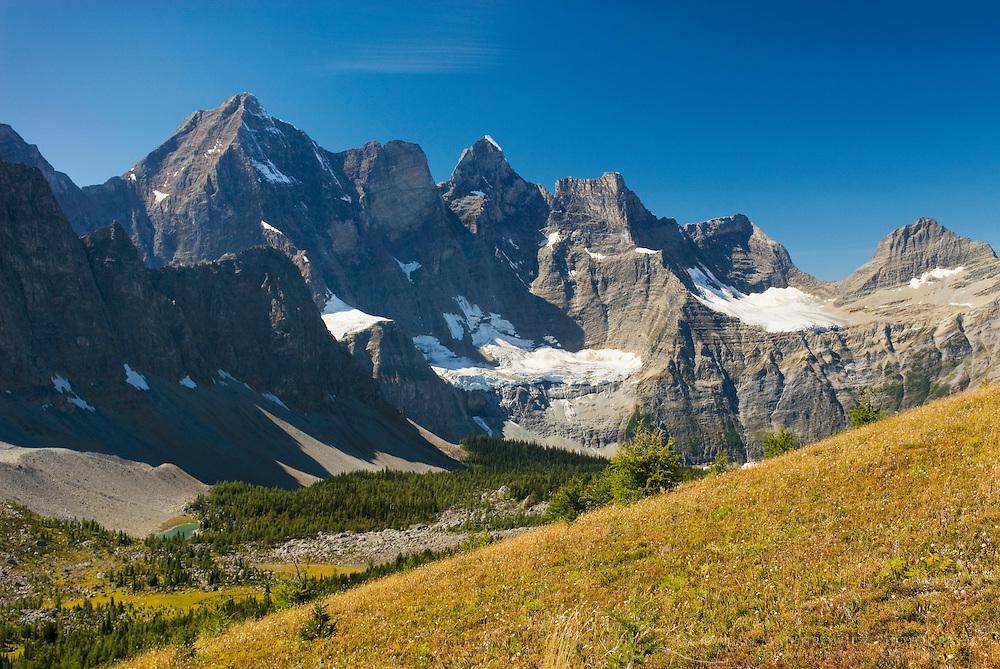 Mount Goodsir 3567m (11,703') Yoho National Park British Columbia Canada