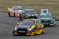 #77 Andrew Jordan BMW Pirtek Racing BMW 125i M Sport during BTCC Race 1  as part of the Dunlop MSA British Touring Car Championship - Rockingham 2018 at Rockingham, Corby, Northamptonshire, United Kingdom. August 12 2018. World Copyright Peter Taylor/PSP. Copy of publication required for printed pictures.