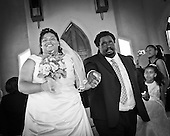 Weddings: Jaquoyah and Shonne
