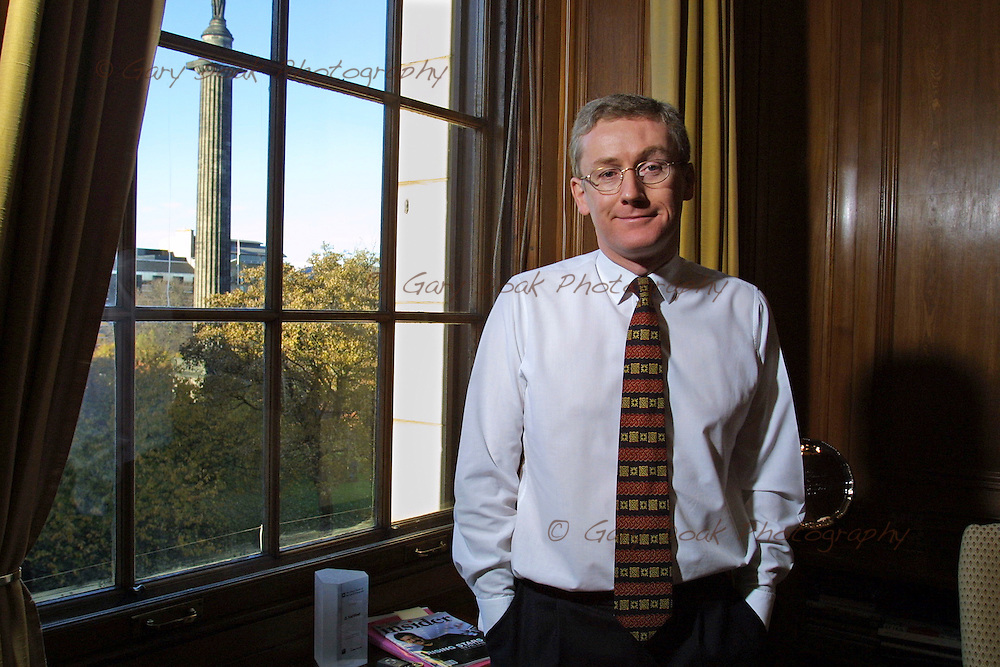 Sir Fred Goodwin.ex-Chief Executive.Royal Bank of Scotland