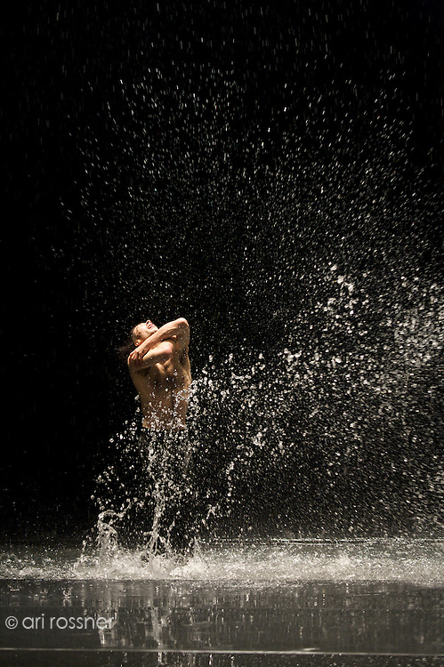 First representation of the company in Paris after Pina Bausch's death<br>Rainer Behr