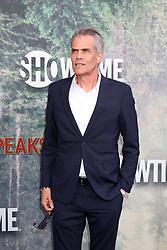May 19, 2017 - Los Angeles, CA, USA - LOS ANGELES - MAY 19:  Dana Ashbrook at the ''Twin Peaks'' Premiere Screening at The Theater at Ace Hotel on May 19, 2017 in Los Angeles, CA (Credit Image: © Kay Blake via ZUMA Wire)