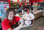 Kathy Hamill, owner of Red Mango