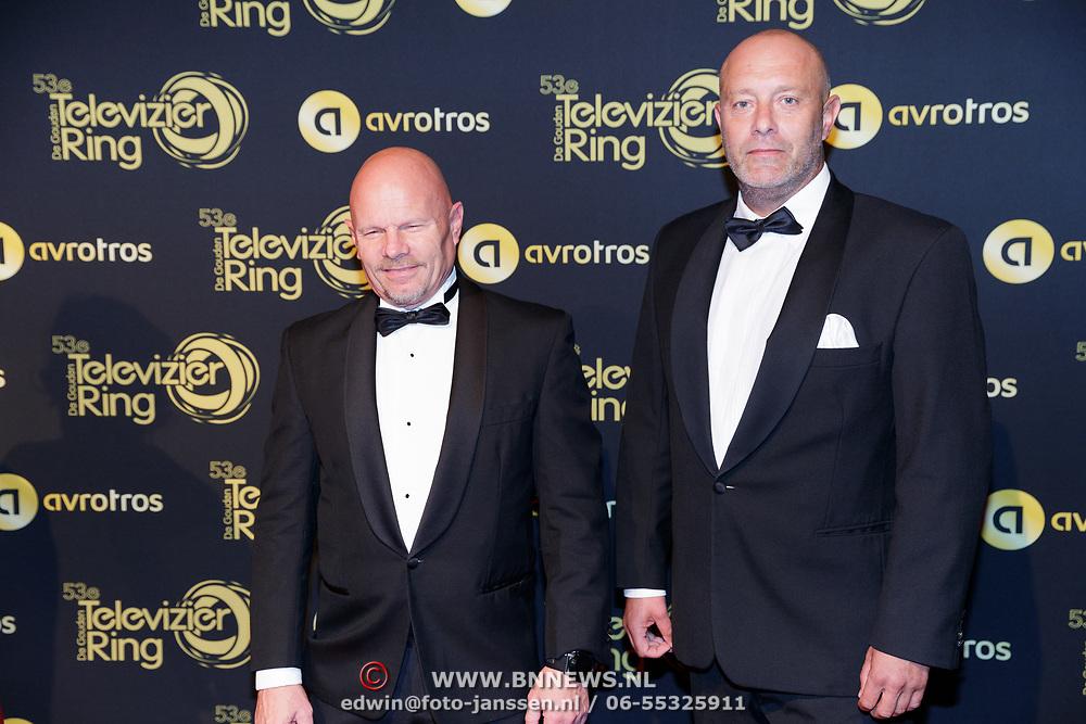 NLD/Amsterdam/20181011 - Televizier Gala 2018,