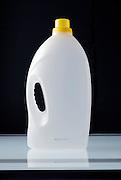 plastic liquid household soap canister
