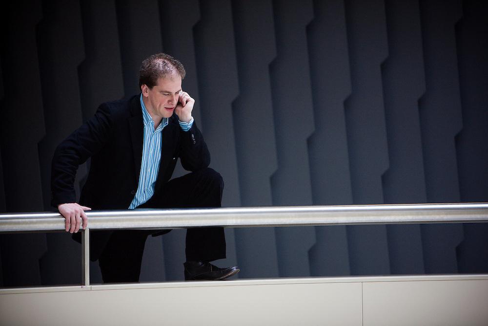Nederland. Den Haag, 26 juni 2007.<br /> Tweede Kamer. Diederik Samsom, lid Tweede Kamer PvdA.<br /> Foto Martijn Beekman <br /> NIET VOOR TROUW, AD, TELEGRAAF, NRC EN HET PAROOL