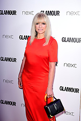 Jo Wood attending the Glamour Women of the Year Awards 2017 in association with Next, Berkeley Square Gardens, London.