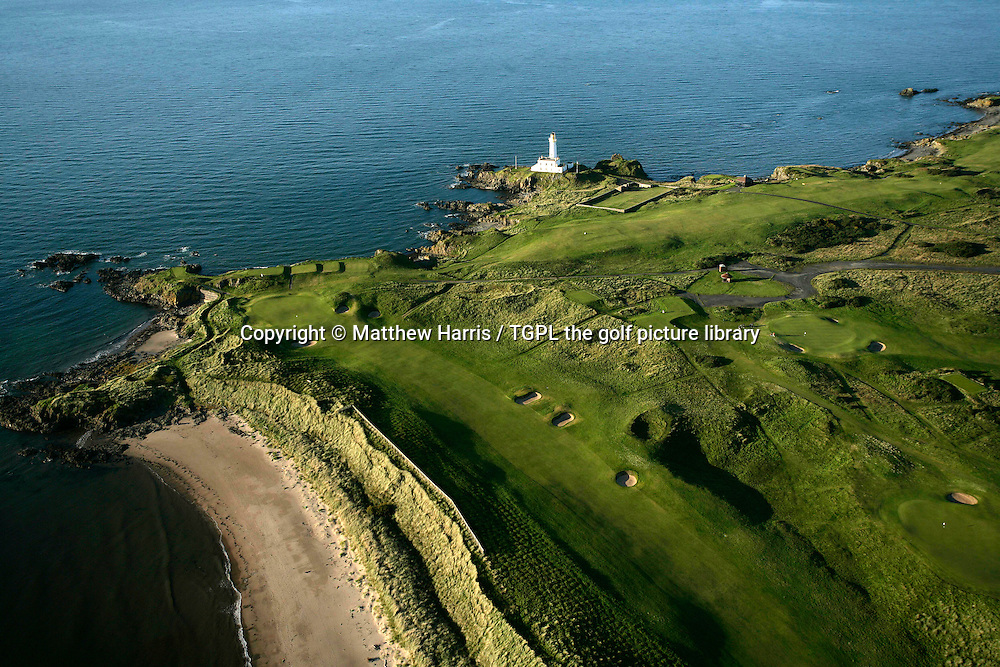 TURNBERRY (Ailsa Course) 8th and 9th.