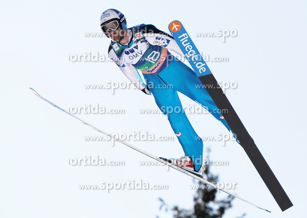 16.03.2012, Planica, Kranjska Gora, SLO, FIS Ski Sprung Weltcup, Einzel Skifliegen, im Bild Wolfgang Loitzl (AUT), during the FIS Skijumping Worldcup Individual Flying Hill, at Planica, Kranjska Gora, Slovenia on 2012/03/16. EXPA © 2012, PhotoCredit: EXPA/ Oskar Hoeher.