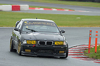 #74 Dominic MALONE BMW M3 Evo E36  during CSCC RSV Graphics New Millennium and CSCC Motosport School Turbo Tin Tops as part of the CSCC Oulton Park Cheshire Challenge Race Meeting at Oulton Park, Little Budworth, Cheshire, United Kingdom. June 02 2018. World Copyright Peter Taylor/PSP.