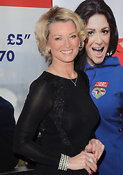 Gillian Taylforth attends The Care After Combat Inaugural Ball at The Dorchester Hotel, Park Lane, London on the Tuesday 31st March 2015