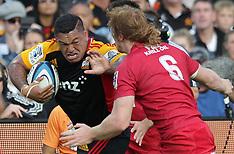 Hamilton-Super Rugby, Chiefs v Reds