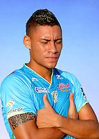 Colombia League - Liga Aguila 2016-2017 / <br /> Jaguares De Cordoba Futbol Club - Colombia - <br /> Eber Eduardo Diaz