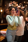 ELIZA DOOLITLE, Once Gala night raising funds for Oxfam's Mother Appeal. Phoenix Theatre. Charing Cross Rd. . London. 17 March 2014.