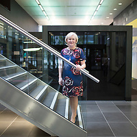 05/08/15 Salford -Media City - Barbara Slater Director BBC Sport