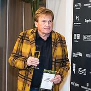 NLD/Amsterdam/20191114 - Uitreiking Esquires Best Geklede Man 2019, Henny Huisman