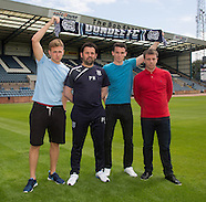26-06-2014 McGinn, McGowan, Stewart at Dens